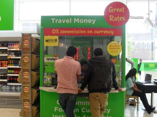 asda travel money rate sale starts 8am tuesday 4th feb hotukdeals