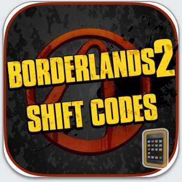 Borderlands 2: Shift Codes - Lots of Golden Keys, Guns