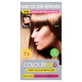 Colour B4 Hair Colour Remover 2 For 163 8 Asda Hotukdeals