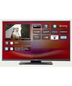 hitachi hxt12u 42 in full hd 1080p fvhd led tv smart. Black Bedroom Furniture Sets. Home Design Ideas