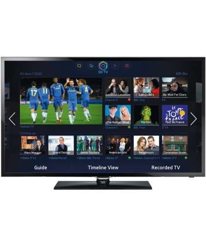 argos samsung ue39f5300 39 inch full hd 1080p smart led tv. Black Bedroom Furniture Sets. Home Design Ideas