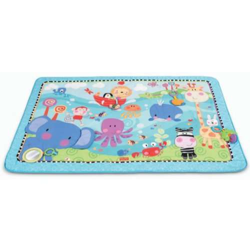 fisher price discover 39 n grow jumbo baby playmat. Black Bedroom Furniture Sets. Home Design Ideas