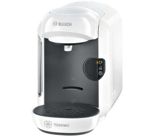White Tassimo Vivy Coffee Machine ?49.99 @ Currys - HotUKDeals