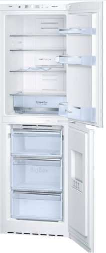 Bosch Fridge Freezer KGN34VW24G - frost free - 4 years warranty if you buy before 31.07.2014 £419.98 @ Euronics with free delivery - HotUKDeals