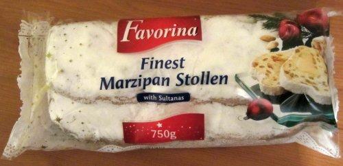 Stollen Cake Lidl