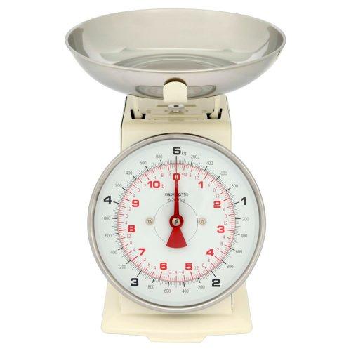 wilko kitchen scales cream 5kg 7 was 10 hotukdeals. Black Bedroom Furniture Sets. Home Design Ideas