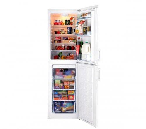 beko ecosmart cxf5104w fridge freezer white. Black Bedroom Furniture Sets. Home Design Ideas