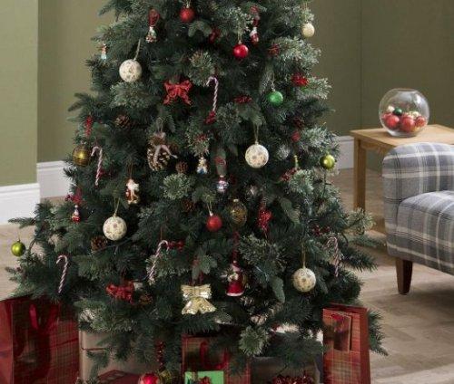 7ft Christmas Tree Tesco: 7ft Luxury Regency Fir Christmas Tree 30% Off Now £42