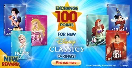 disney classics orings now available on disney movie