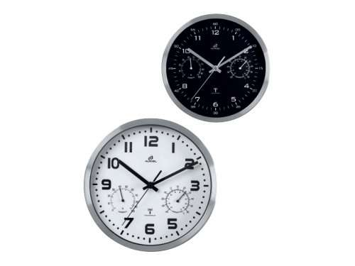 d694e126df5 AURIOL Radio-Controlled Wall Clock   lidl £8.99 from the 22 12 14 -  hotukdeals
