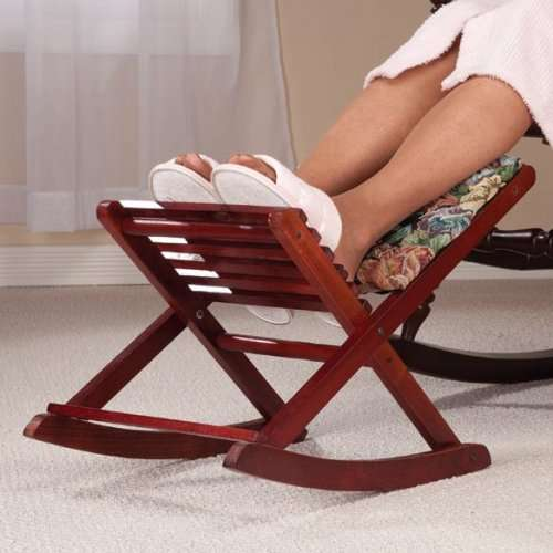 Folding Rocking Foot Stool Argos Was 163 19 99 Now 163 5 99