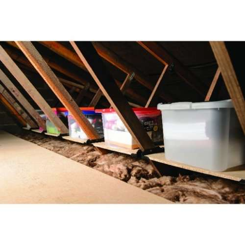 Loftleg Loft Ledge Kit For Trussed Roofs 163 1 99 Wickes