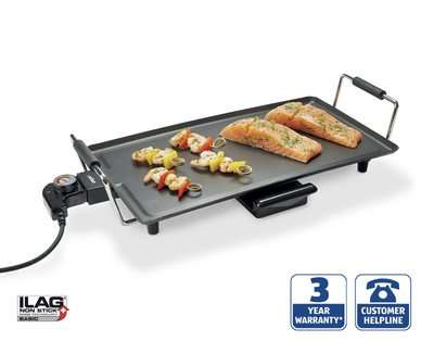 japanese style grilling teppanyaki grill at aldi. Black Bedroom Furniture Sets. Home Design Ideas