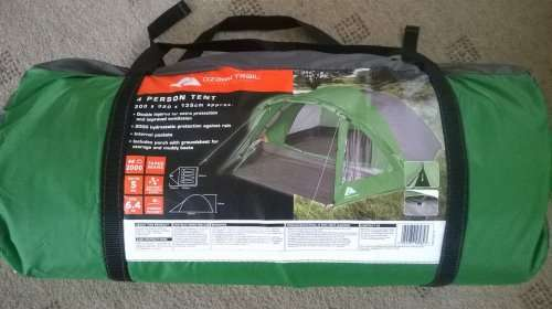 Asda 4 Person Tent £10 was £40 2000hh 300x320x135 Ozark Trail brand - HotUKDeals & Asda 4 Person Tent £10 was £40 2000hh 300x320x135 Ozark Trail ...