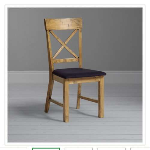 John Lewis Bolton Dining Chair Black 16335 1633 del 16338  : 22715661 from www.hotukdeals.com size 500 x 500 jpeg 51kB