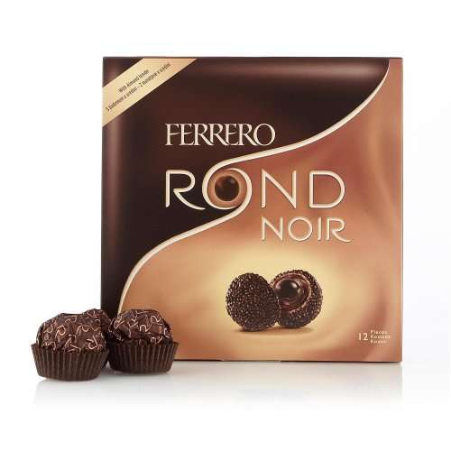 Ferrero Rond Noir Half Price At Debenhams At 250 You Can Only Add