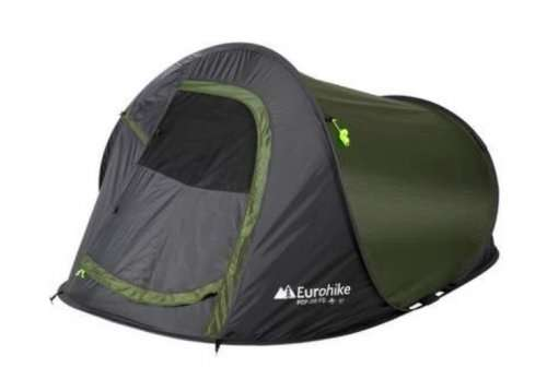 EUROHIKE Pop 200 FD+ 2 Man Tent - Ideal little pop up tent for the kids £20 - £3.99 delivery / £1 cu0026c @ Millets - HotUKDeals  sc 1 st  HotUKDeals & EUROHIKE Pop 200 FD+ 2 Man Tent - Ideal little pop up tent for the ...
