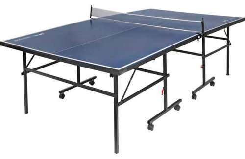 slazenger indoor outdoor foldable table tennis table 149. Black Bedroom Furniture Sets. Home Design Ideas