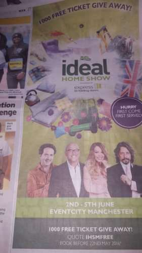 ideal home show deals sales for august 2018 hotukdeals