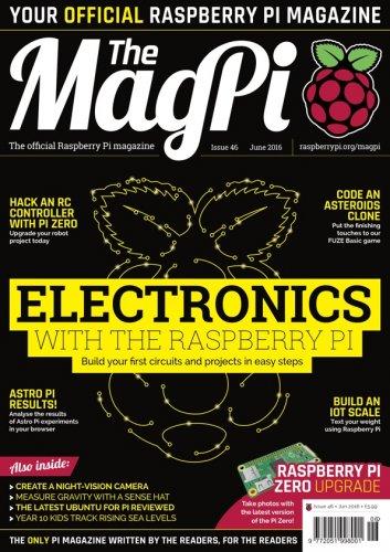 Raspberry Pi Magazine Pdf