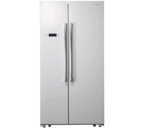 kenwood kff2dw14 american style fridge freezer. Black Bedroom Furniture Sets. Home Design Ideas