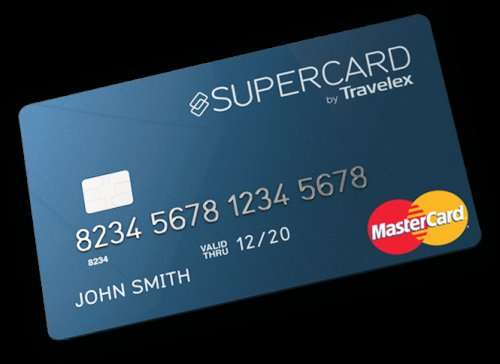 Supercard By Travelex Now With Free Travel Insurance