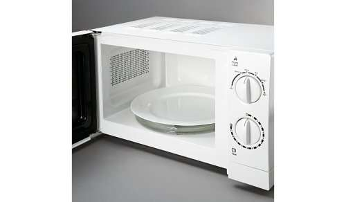 George Home 17l 700w Manual Microwave White Was 163 35 Now
