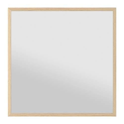 70cmx70cm large mirror  white frame only  stave - ikea edmonton - was  u00a315  now  u00a36