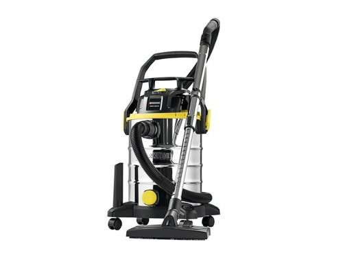 Parkside Wet And Dry Vacuum Cleaner For 163 49 99 At Lidl