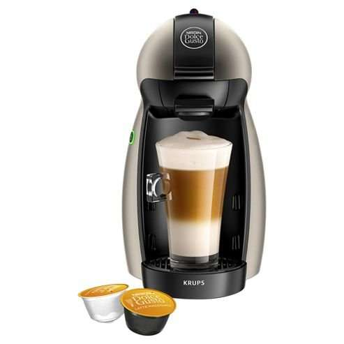 29 nescafe dolce gusto piccolo from tesco reduced from hotukdeals. Black Bedroom Furniture Sets. Home Design Ideas