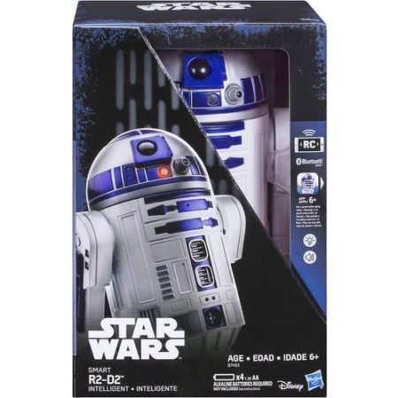 Star Wars Smart Interactive R2 D2 2999 Rrp 11999 Home