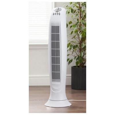Cheap But Good Tower Fan 163 20 Tesco Hotukdeals