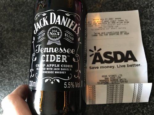 Jack Daniels Advent Calendar.Jack Daniels Gifts Asda Gift Ideas