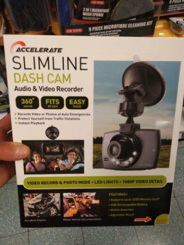 Slimline Dash Cam 163 14 99 Home Bargains Hotukdeals