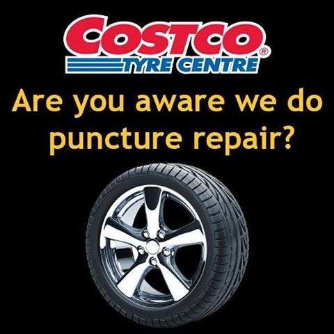 Tyre Puncture Repair At Costco Only 9 99 Hotukdeals