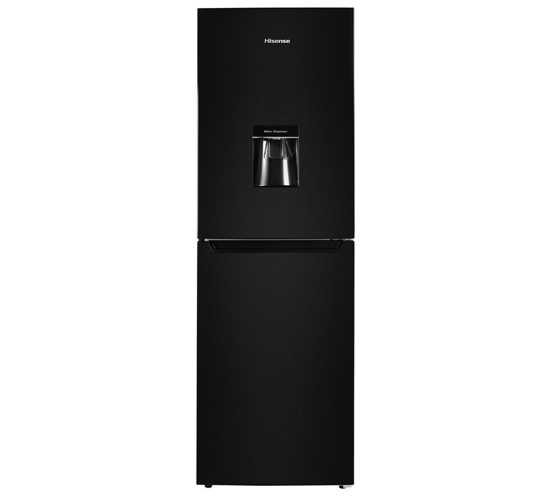 hisense fridge freezer with built in water dispenser white. Black Bedroom Furniture Sets. Home Design Ideas