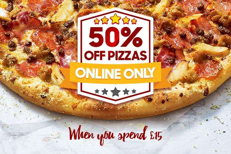 deals at pizza hut uk