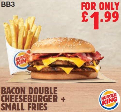 Burger King Vouchers