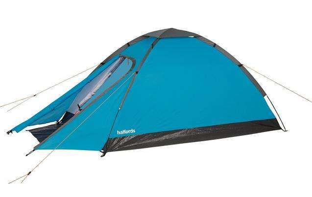 Halfords 2 Man Dome Tent with porch- Light Blue OR Dark Blue now £14.40 / 2 man dome tent £12 / Single Hammock £8 @ Halfords - HotUKDeals  sc 1 st  HotUKDeals & Halfords 2 Man Dome Tent with porch- Light Blue OR Dark Blue now ...