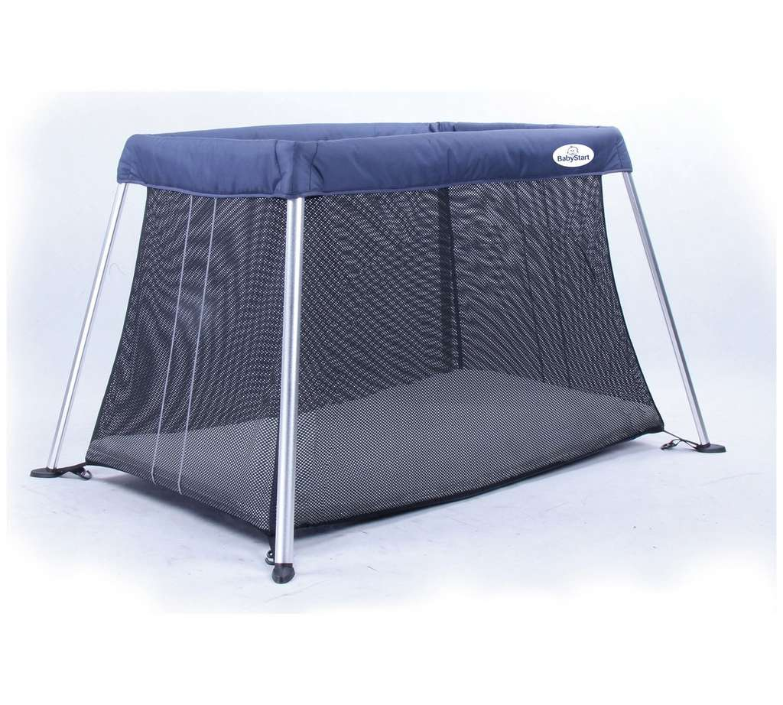 babystart deluxe superlight travel cot now argos. Black Bedroom Furniture Sets. Home Design Ideas