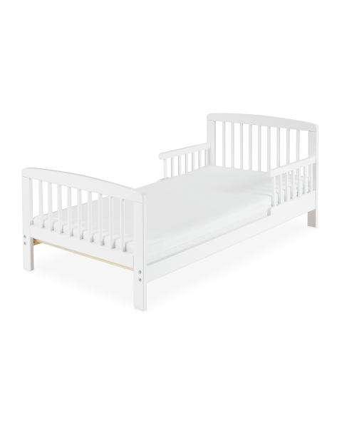 Toddler Bed Offers: Toddler Bed (including Mattress) At Aldi For £69.99