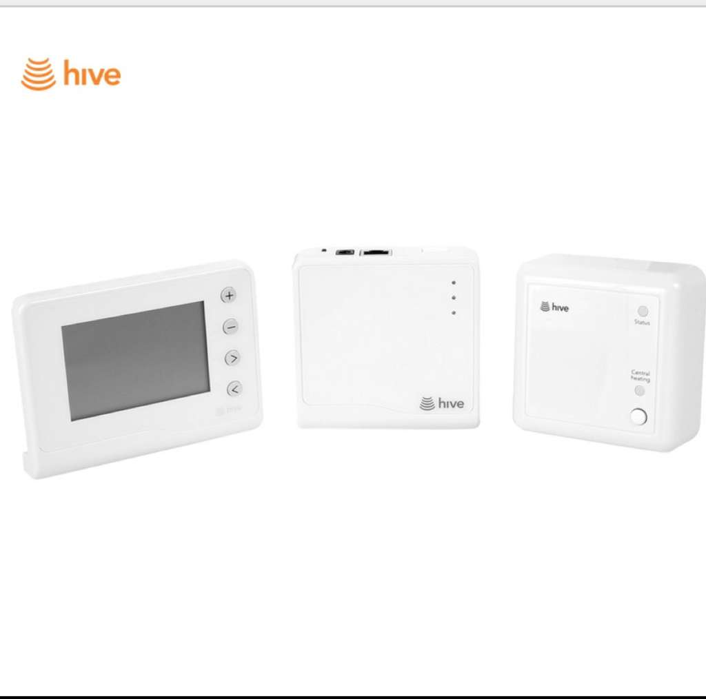 Hive 1st generation heating control thermostat heating only 60 hive 1st generation heating control thermostat heating only 60 with free next day delivery toolstation hotukdeals asfbconference2016 Image collections
