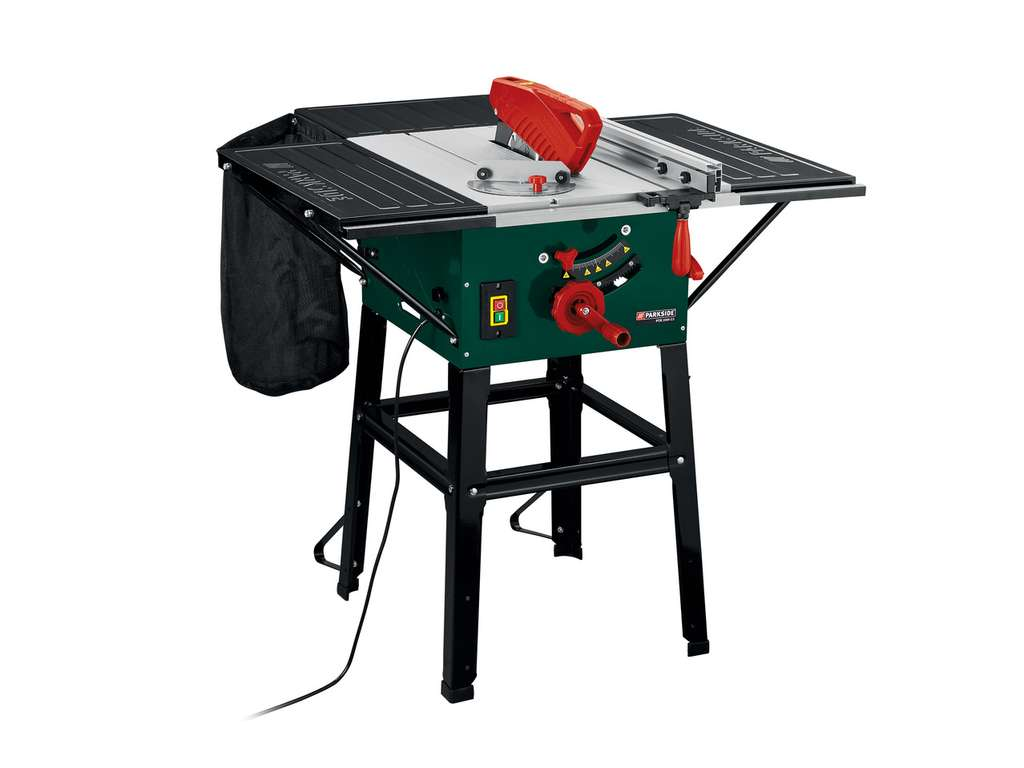 parkside table saw 2000w only lidl hotukdeals. Black Bedroom Furniture Sets. Home Design Ideas