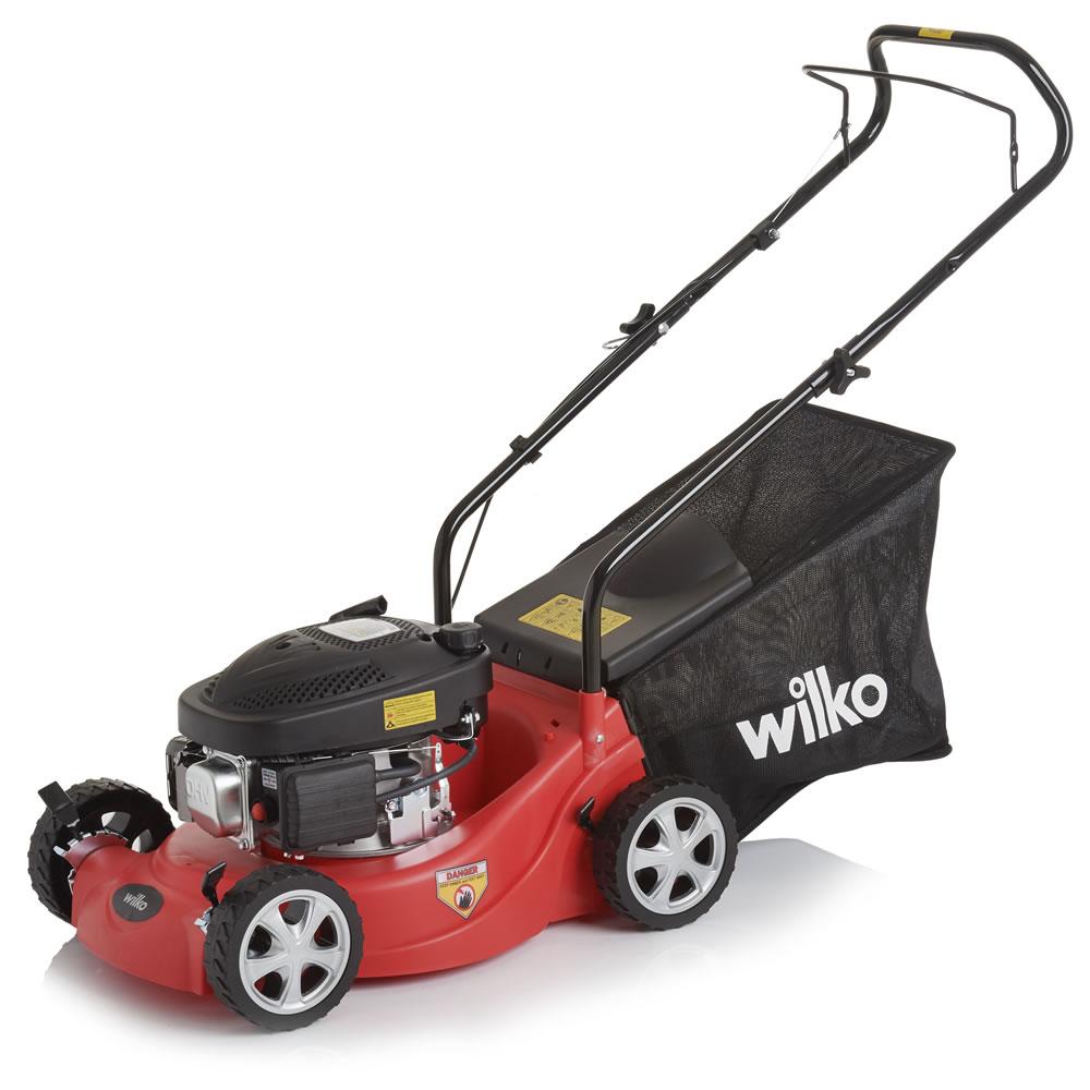 Wilko Petrol Lawn Mower 2 Year Guarantee 163 40 Instore Only