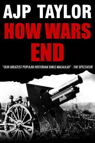 ajp taylor the first world war an illustrated history ww1 Princip missed the first time, but was hanging around a café when the archduke's chauffeur took a wrong turning, drove past again and offered a second chance to change the course of world history so we might as well blame the.