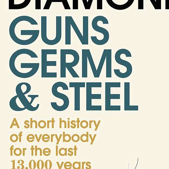 guns germs steel Survival is inherent in humans for several thousand years, hunter-gatherers saw little reward in making the transition to a food-producing.