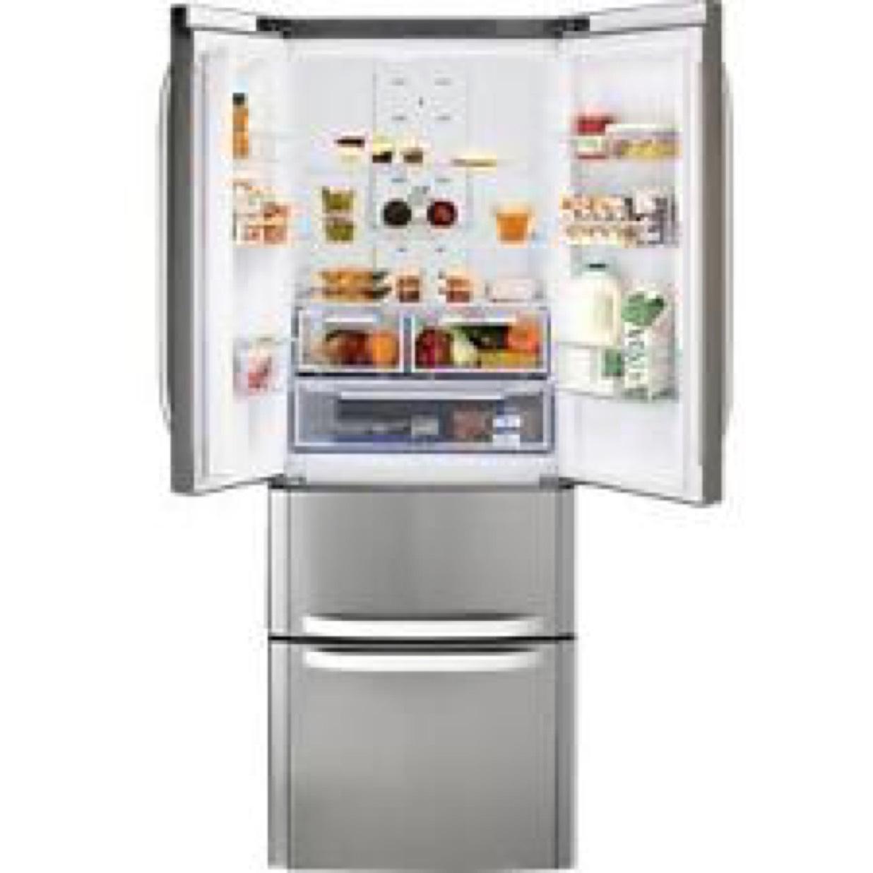Swan French Door Fridge Freezer 163 399 Very On 12 Months