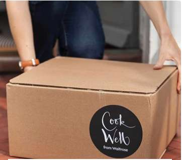 50% off Cook Well from Waitrose - HotUKDeals