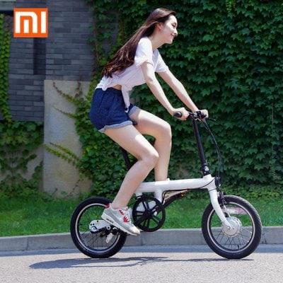 Xiaomi Qi Cycle Efi Smart Folding Electric Bike 163 435 In