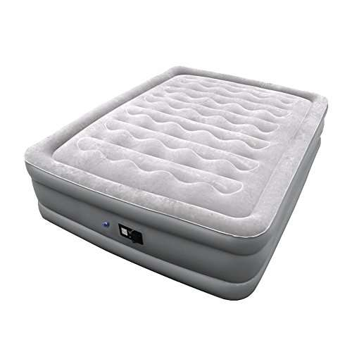Sable Air Bed Inflatable Mattress With Built In Electric